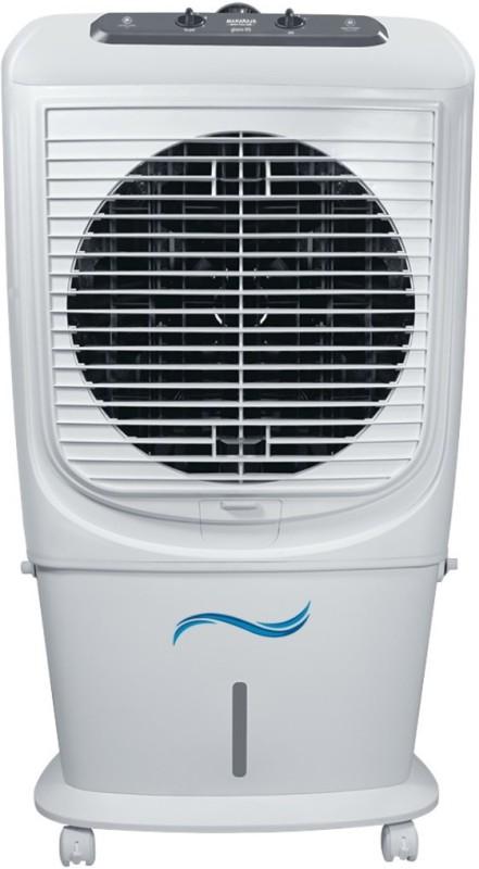 Maharaja Whiteline Glacio 65 Desert Air Cooler(White, 65 Litres)