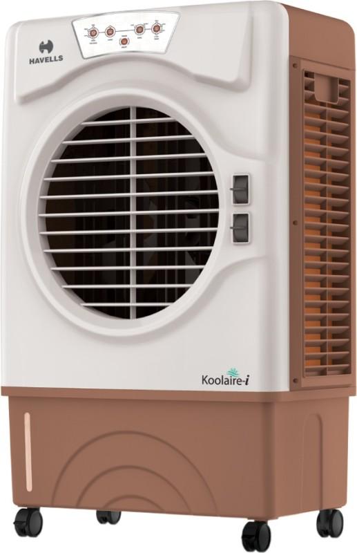 Havells 51 L Desert Air Cooler(White, Brown, Koolaire I)