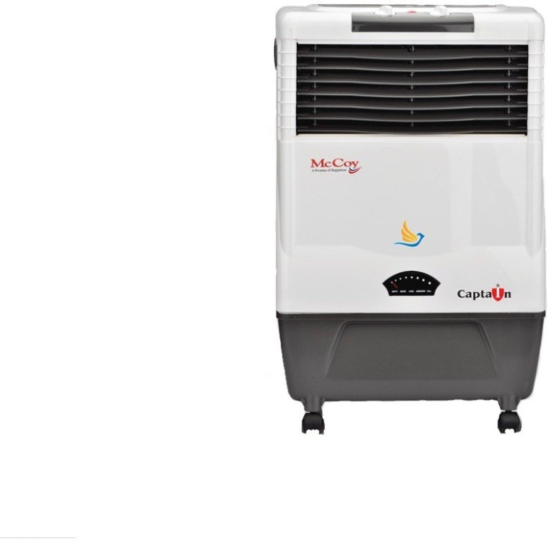 mccoy Captain Personal Air Cooler(White, 17 Litres)