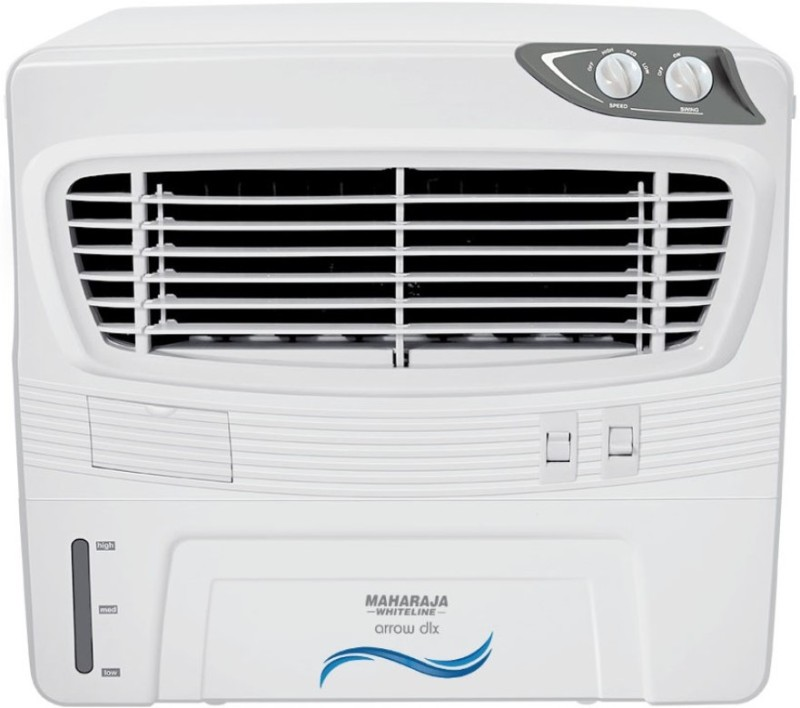 Maharaja Whiteline 50 L Window Air Cooler(White, Arrow Dlx(CO-124))