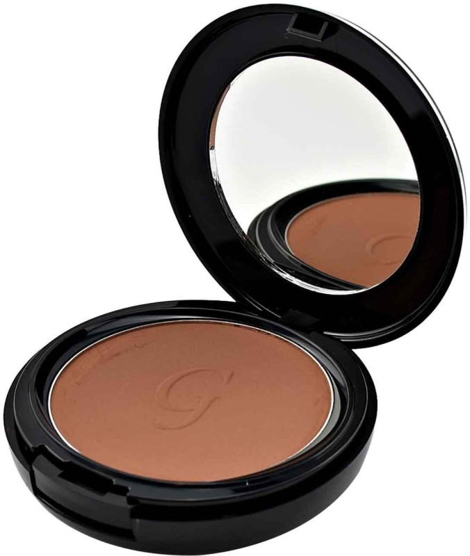GlamGals 3 in 1 Three Way Cake Compact Makeup+ Foundation + Concealer SPF 15,12 g (Coffee) Compact - 12 g(Brown)