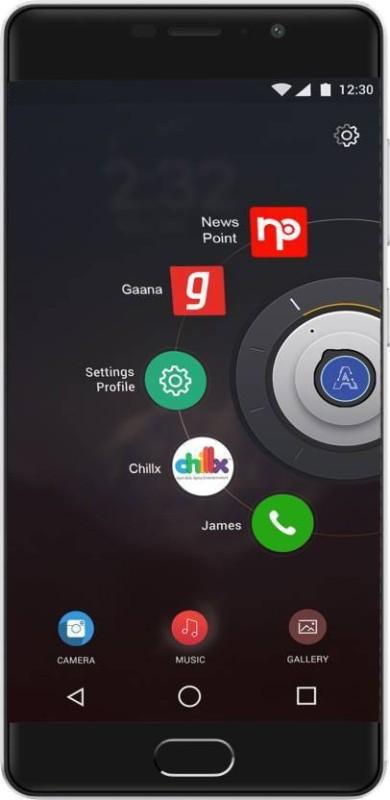 Panasonic Eluga A3 (Grey, 16 GB)(3 GB RAM)