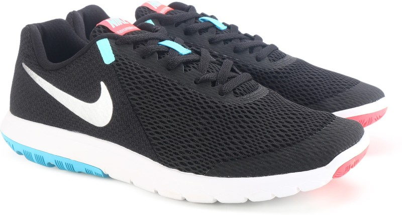 Nike WMNS NIKE FLEX EXPERIENCE RN 6 Running Shoes For Women(Black)