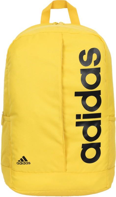 ADIDAS Lin Per Bp 22 L Backpack(Yellow)