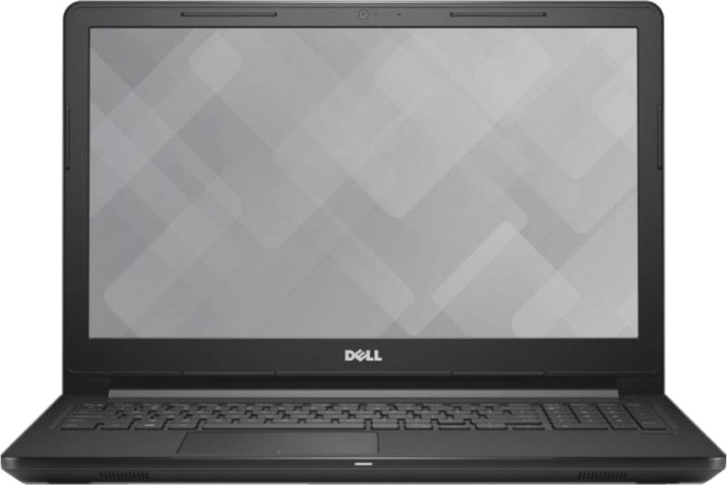 Dell Vostro 15 3000 Core i3 6th Gen - (4 GB/1 TB HDD/Linux) 3568 Laptop(15.6 inch, Black, 2.18 kg)