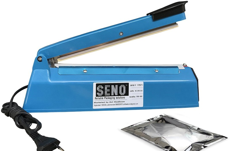 SENO SENO12BLUE Table Top Heat Sealer(300 mm)