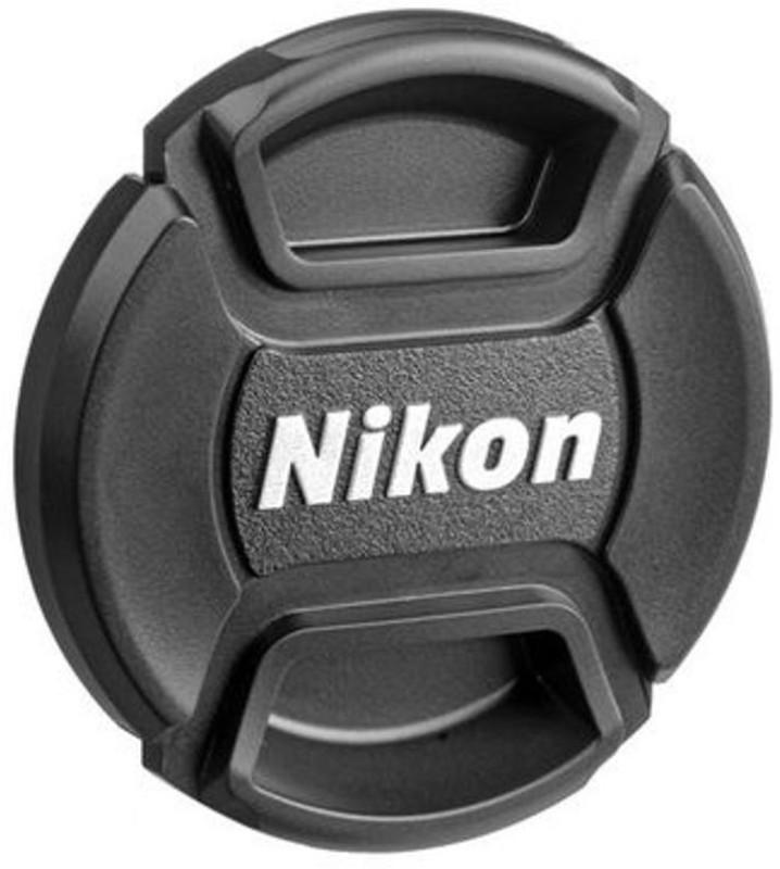 BOOSTY 55 mm BLACK Lens Cap for AF-P SERIES 18-55 VR II LENS Lens Cap(Black, 55 mm)