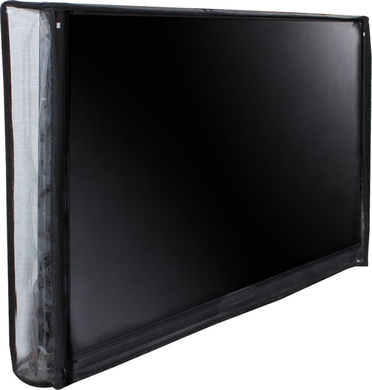 """Dream Care Dust Proof LCD/LED TV Cover for 24 inch LCD/LED TV  - DC_TVC_PVC_TRANS_24""""_22X14X3(Transparent)"""