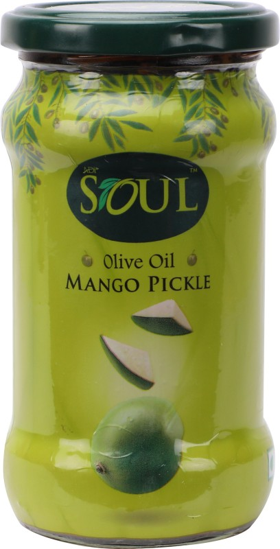 Soul Olive Oil Mango Pickle(300 g)