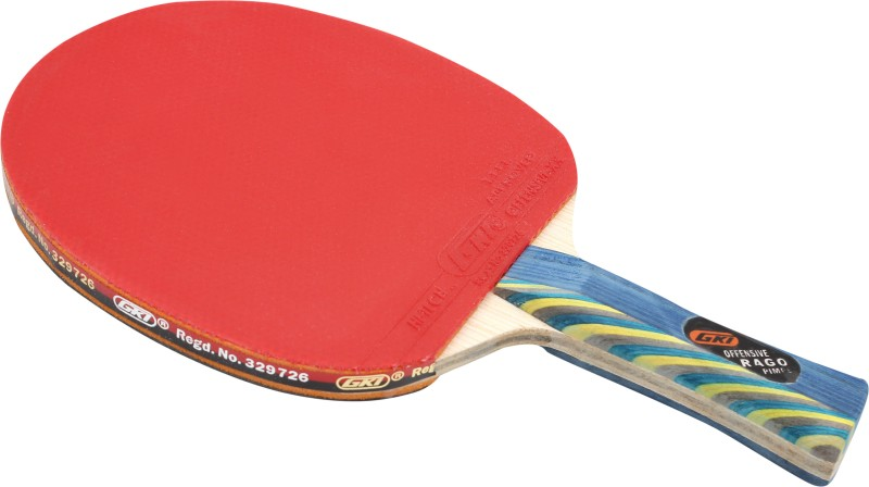 GKI OFFENSIVE RAGO Table tennis Table Tennis Racquet(95 g)