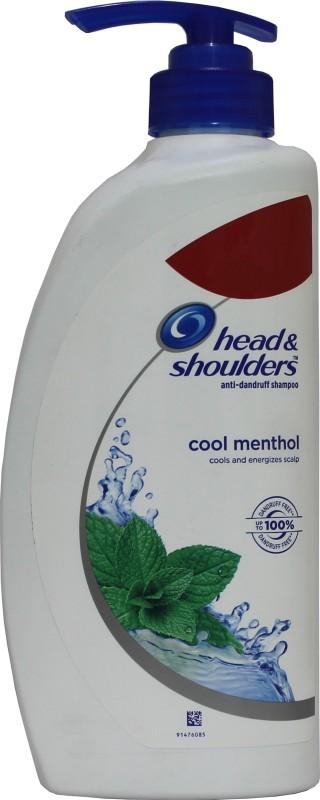 Head & Shoulders Anti-Dandruff Cool Menthol Shampoo(675 ml)