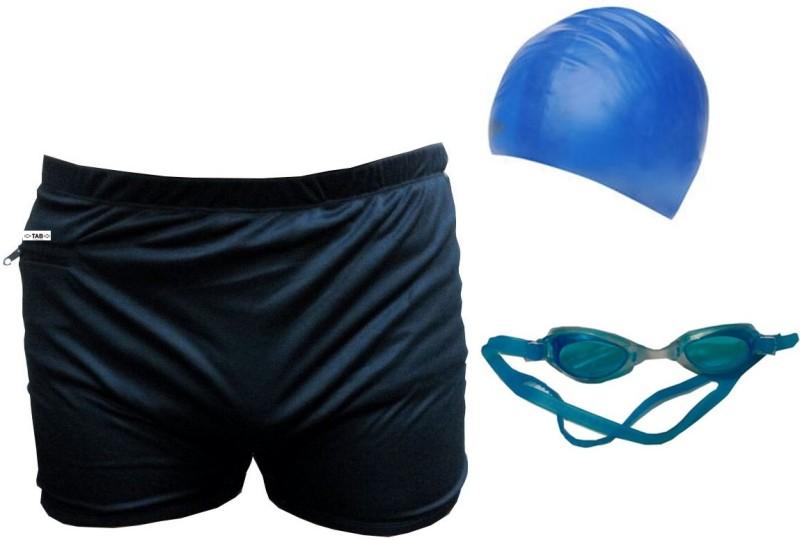 TAB HydraSwimWear Solid Boys Swimsuit