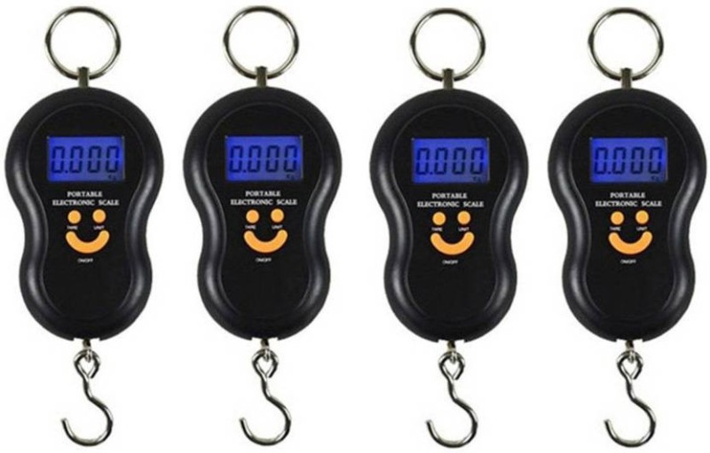 ClickaDeal Smiley Weighing Scale(Multicolor)