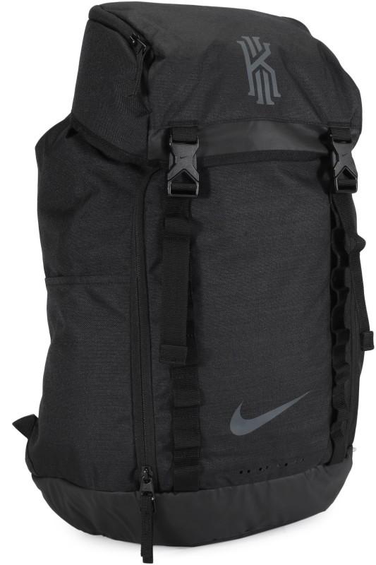 Nike KYRIE NK 25 L Backpack(Black, Grey)