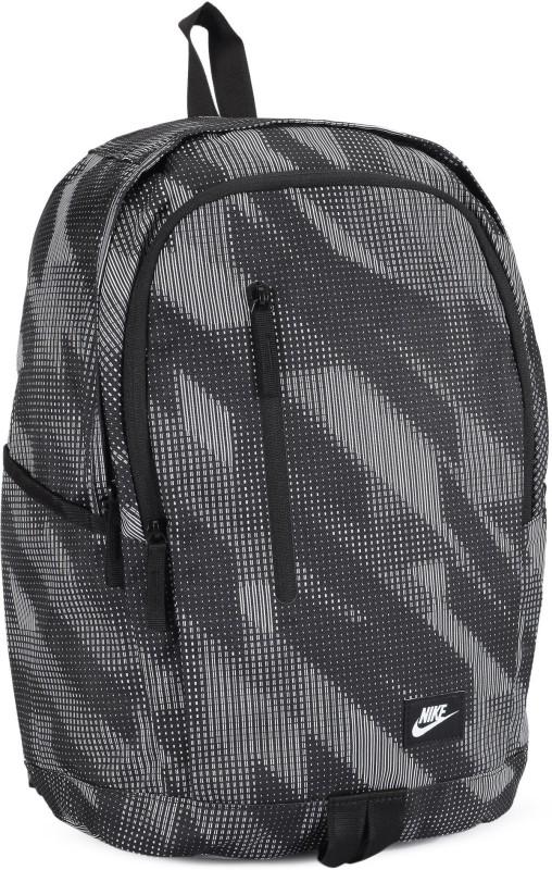 Nike NK ALL Access Soleday -D 25 L Backpack(Black, Grey)