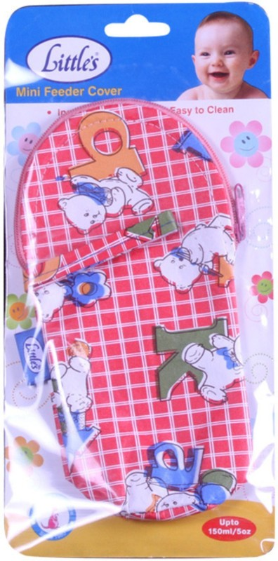 Littles Mini Feeder Cover - Mini Bear(Multicolor)