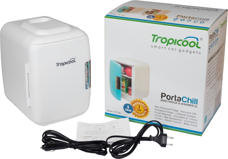 pc-05-white-tropicool-original-imaf2frzgxyrq8sf Top 10 Mini Refrigerator/Fridges To Buy Online In India 2018