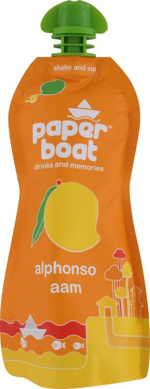 Paper Boat Juice - Alphonso Aam 180 ml