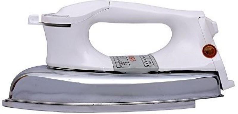 Bajaj dhx9 Dry Iron(White)