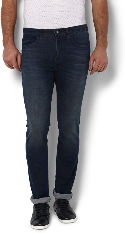 Van Heusen Slim Men Dark Blue Jeans