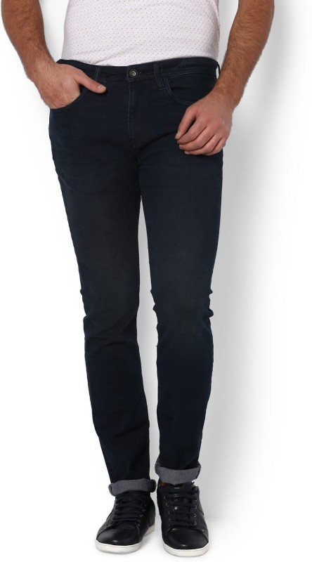 Van Heusen Slim Men Blue Jeans