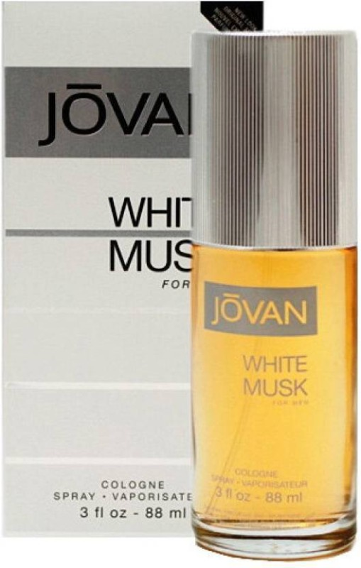 Jovan White Musk EDC Eau de Cologne - 88 ml(For Men)