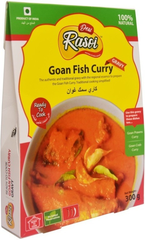 Desi Rasoi - Goan Fish Curry 300 g