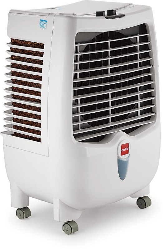 Cello Gem Personal Air Cooler(White, 22 Litres)