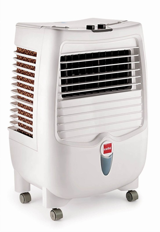 Cello Pearl 22 L Personal Air Cooler White Personal Air Cooler(White, 22 Litres)