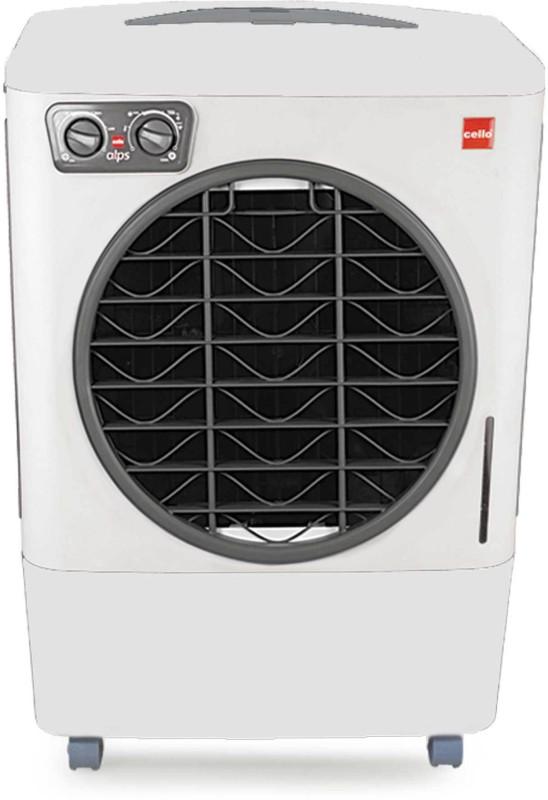 Cello 45 L Desert Air Cooler(White, Alps 45 Litre Dessert Air Cooler White)