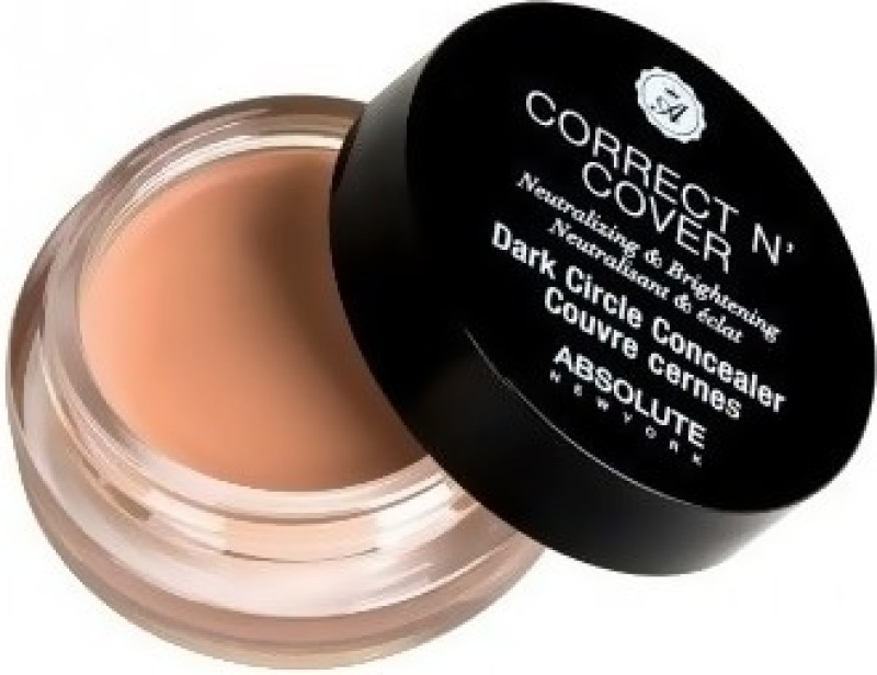 Absolute Correct N Cover Concealer(Medium Brown)