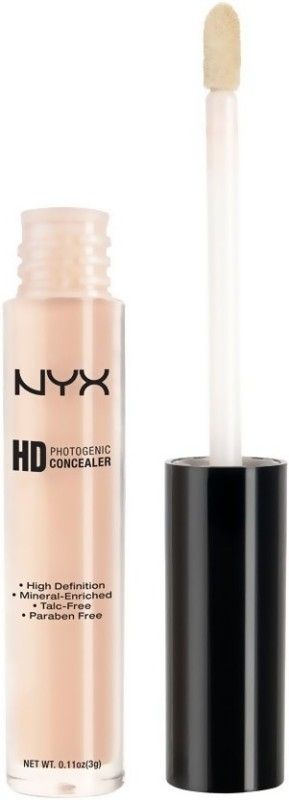 Nyx Hd Concealer Wand Concealer(White)