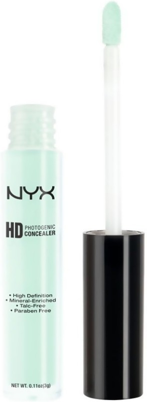 Nyx Hd Concealer(Green)