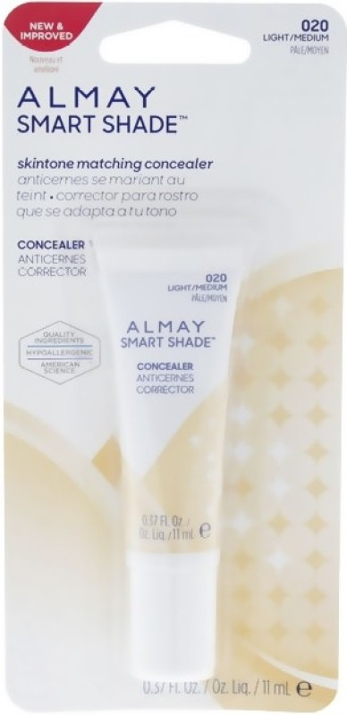 Almay Smart Shade Concealer(White)