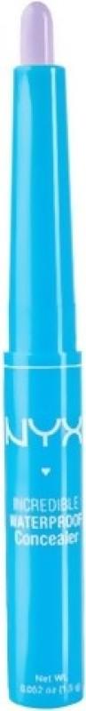 Nyx Incredible Waterproof Concealer Stick Concealer(Lavender)
