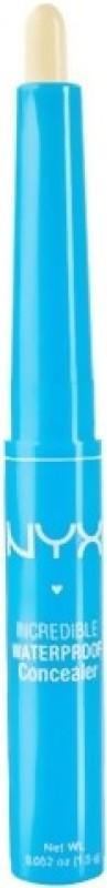Nyx Waterproof Concealer Stick Concealer(Yellow)
