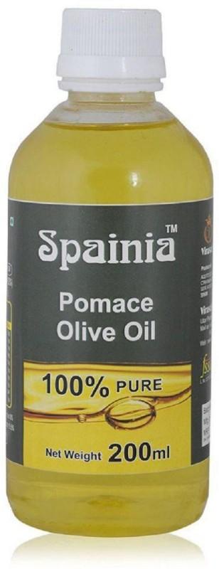 Spainia Pomace Olive Oil 200 Ml Olive Oil Plastic Bottle(200 ml)