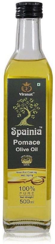 Spainia Pomace Olive Oil 500 Ml Olive Oil Glass Bottle(500 ml)