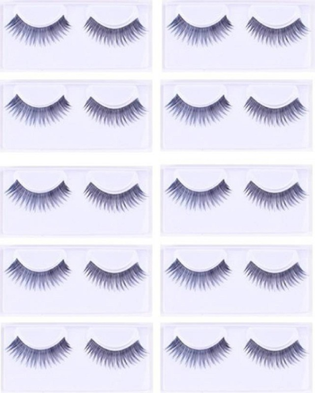 Majik Charming Eyelashes (Pack Of 10 Pairs)(Pack of 20)