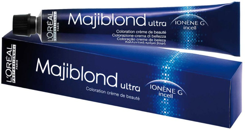 LOreal Professionnel Majiblond Ultra Hair Color(900 S Ultra Light Blonde)