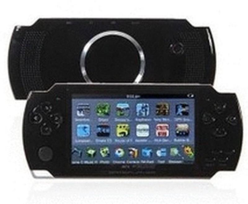 ESSQUE SQ GAMING COLSOLE BLACK 8 Handheld Gaming Console(BLACK)