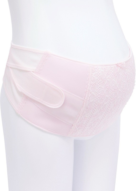 INUJIRUSHI Support Up Maternity Belt(Pink)