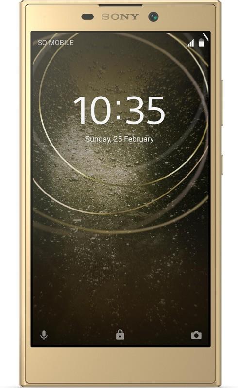 Sony Xperia L2 Dual (Gold, 32 GB)(3 GB RAM) image