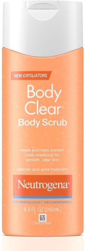 Neutrogena Body Clear Body Scrub - 250ml (8.5oz) Scrub(250 ml)