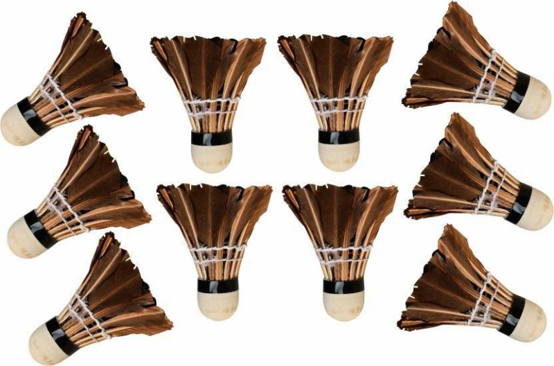 SMT BROWN Feather Shuttle  - Brown(Fast, 79, Pack of 1)