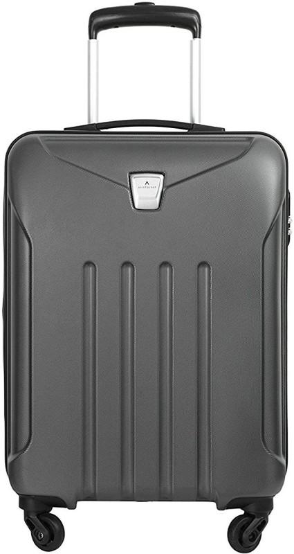VIP ARISTOCRAT SAMURAI MEDIUM SIZE Check-in Luggage - 24 inch(Grey)