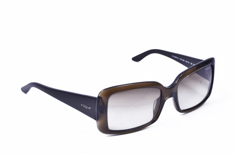 Vogue Rectangular Sunglasses(Multicolor)