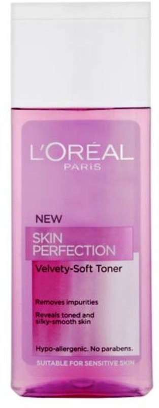 LOreal Skin Perfection Velvety Soft Toner(200 ml)