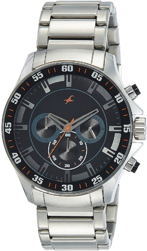 Fastrack 3072SM04 Watch For Men