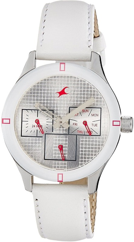 Fastrack 6078SL10 Watch For Women